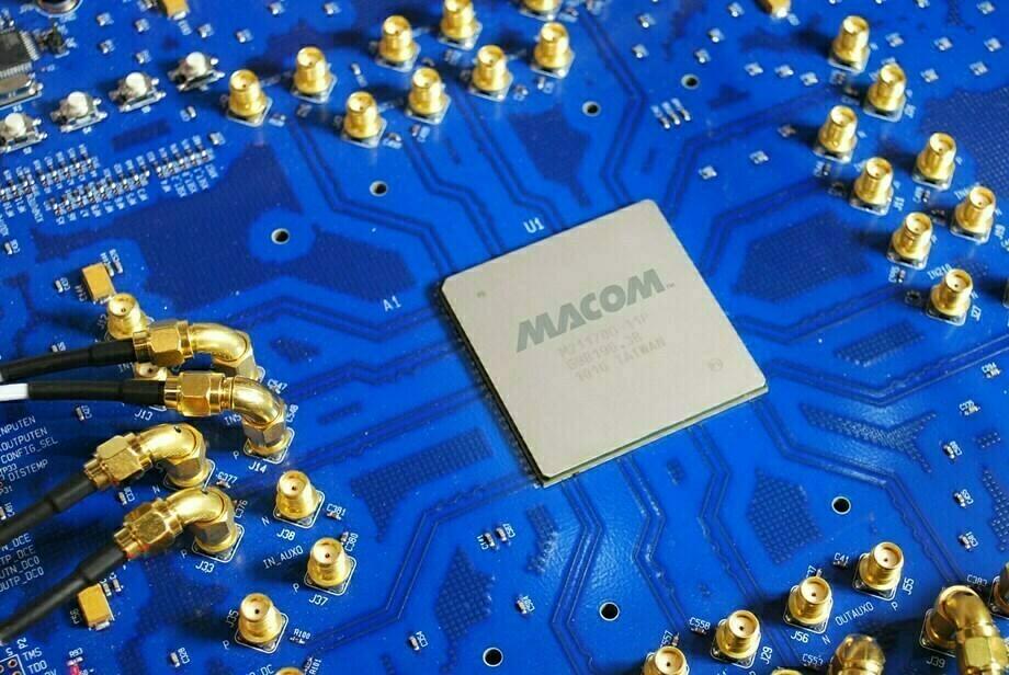 Macom, semiconductor solution