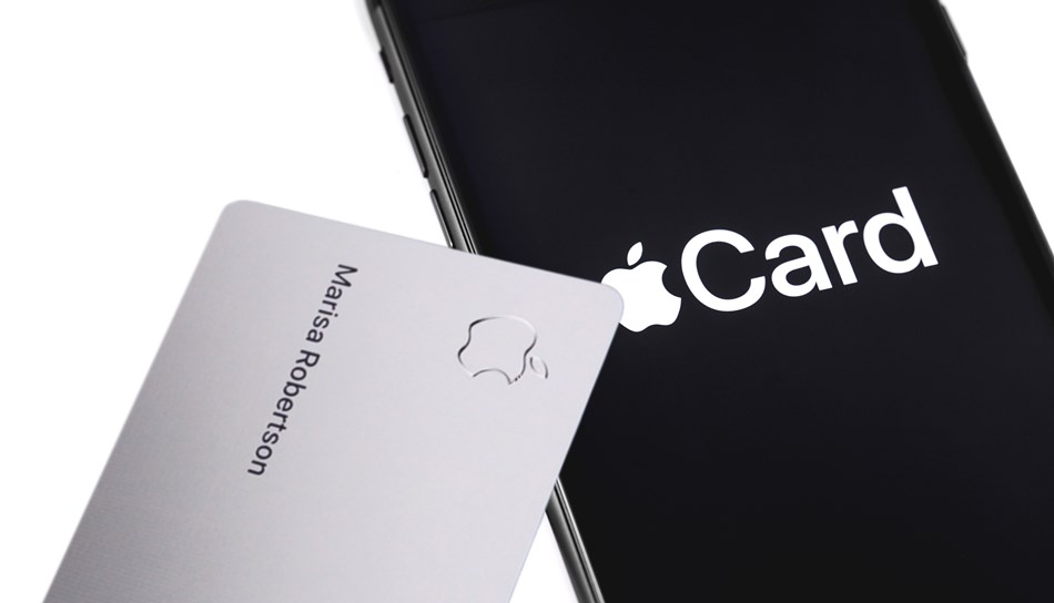 Two Cards, Apple, Financial Services