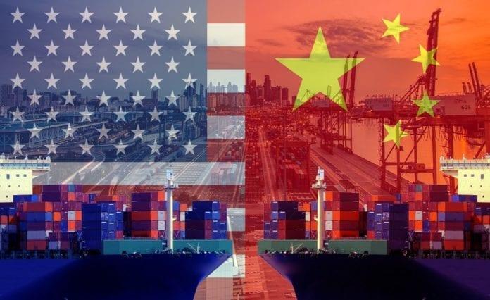 U.S. Executives, China, Tariffs
