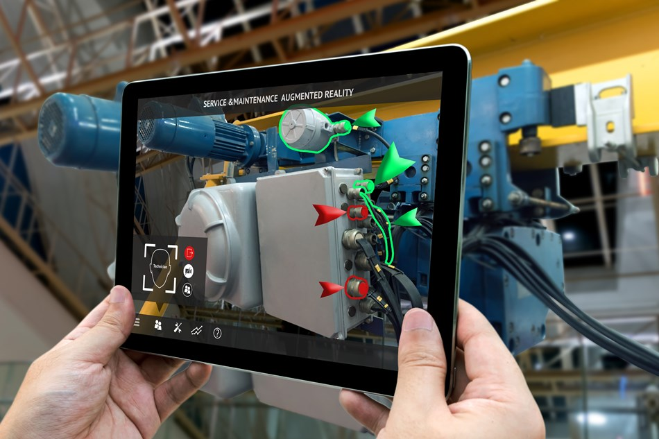 Augmented Reality, Manufacturing Processes