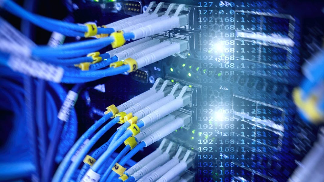 L-com, Optical Cables, High-Speed, Data Center Applications