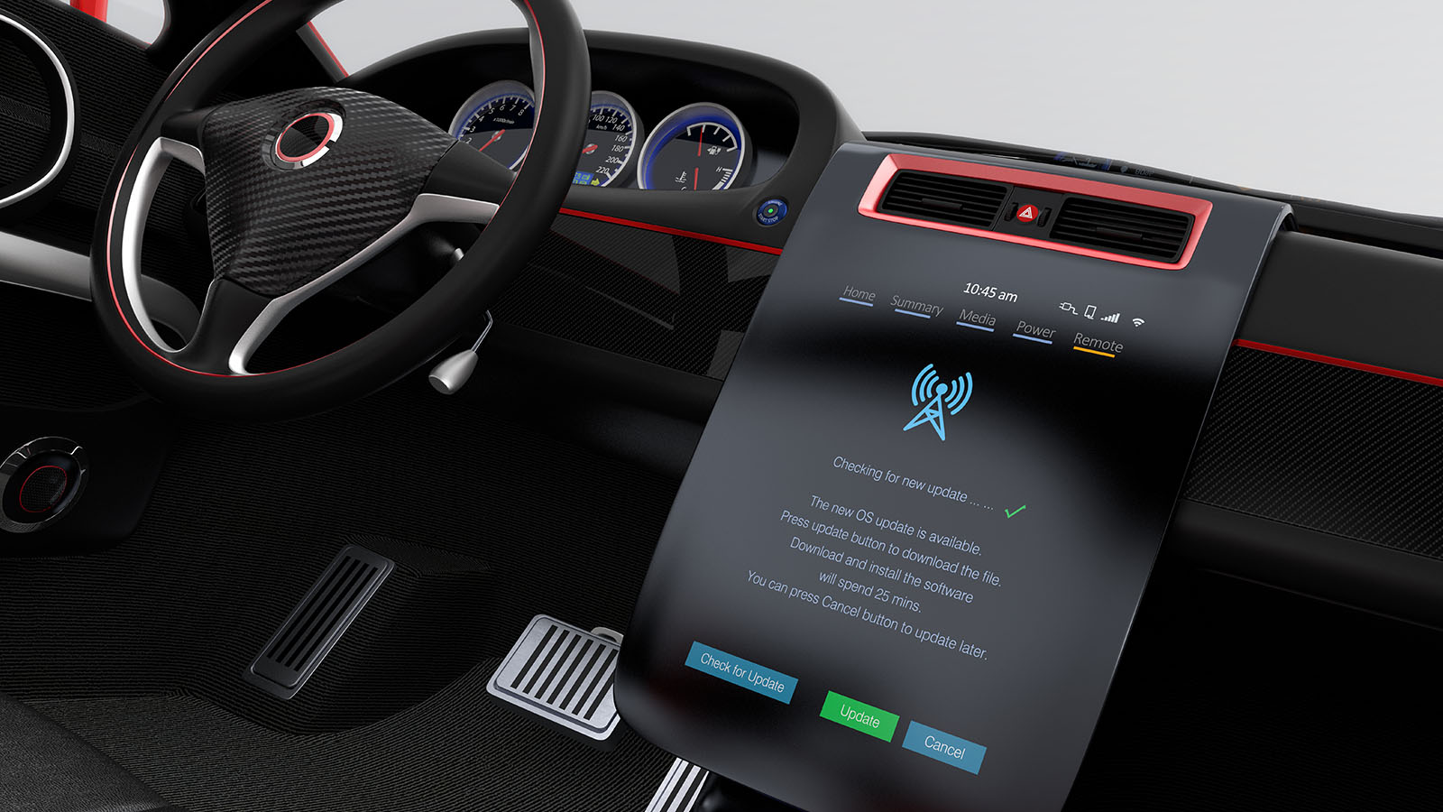 Microsoft, Connected Car Solutions, Technology Partner