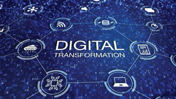 Digital Transformation, ERP