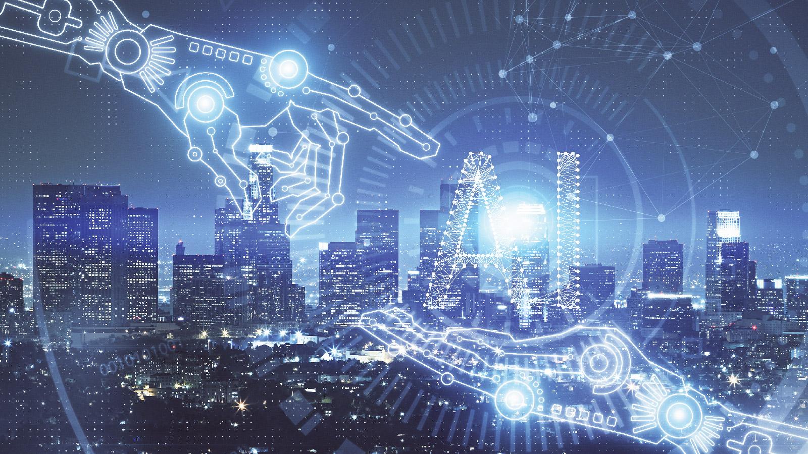 AI, Artificial intelligence, disruption in urban centers, broad technological and digital disruption, CEO, CIO