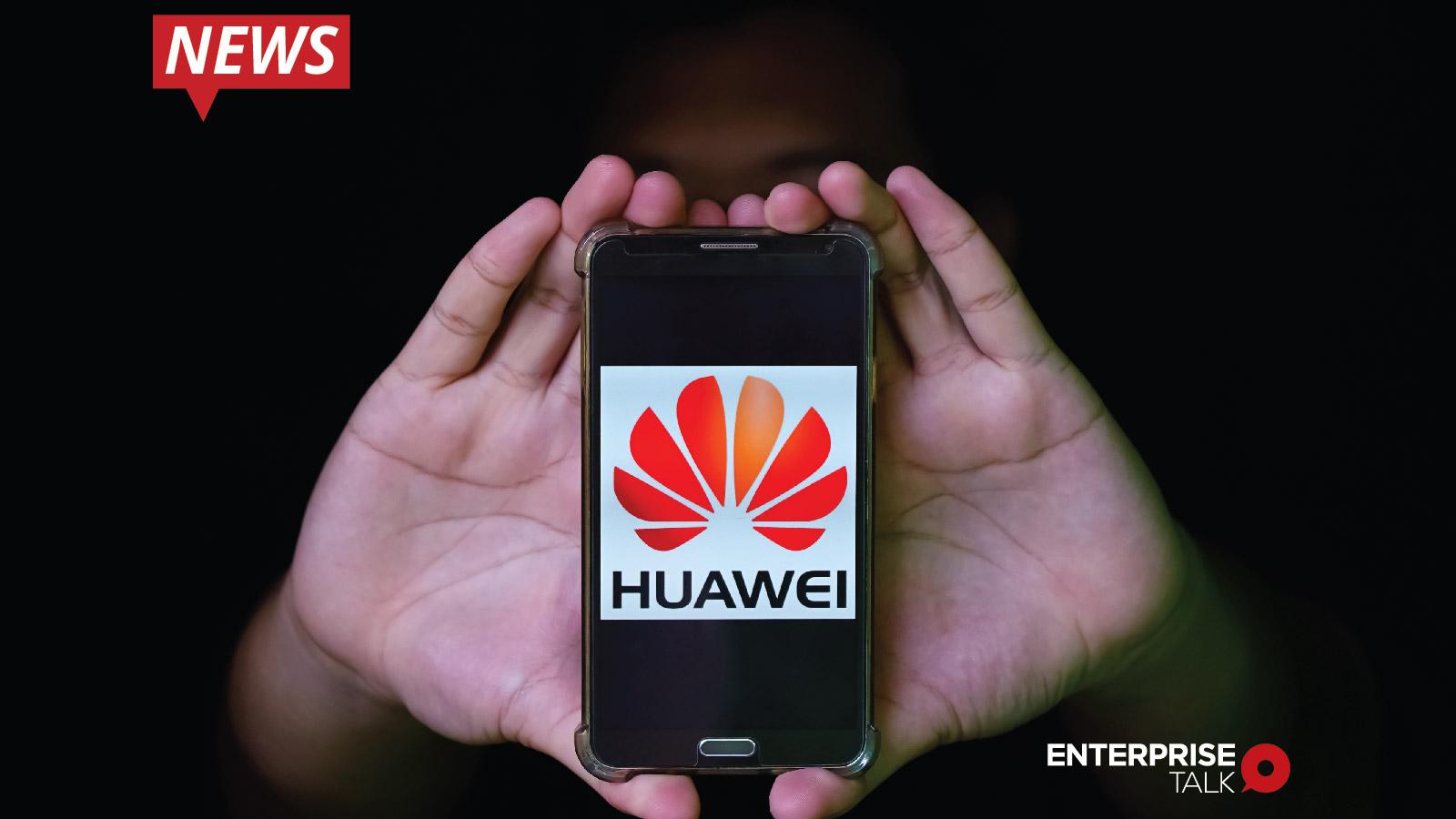 Huawei, 5G, Global Mobile Broadband, FDD bands, mmWave bands, Advanced algorithms