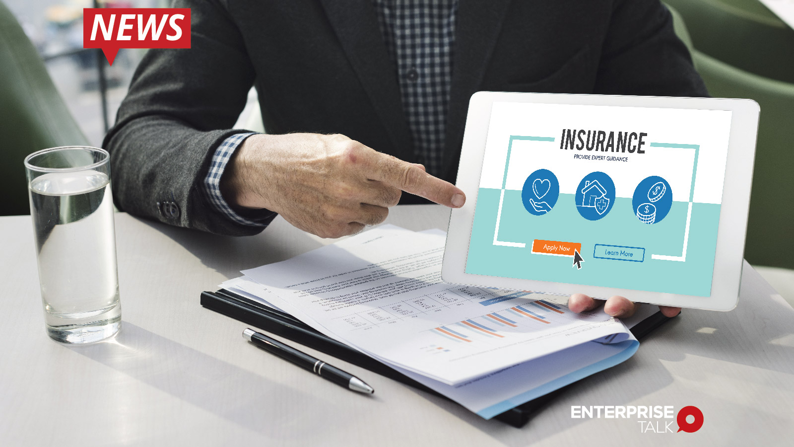 Aon , CoverWallet, digital insurance platform, small and medium-sized businesses