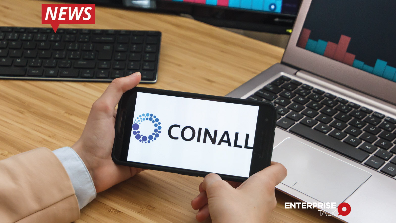 CoinAll , discount token selling campaign , DeepCloud (DEEP) token