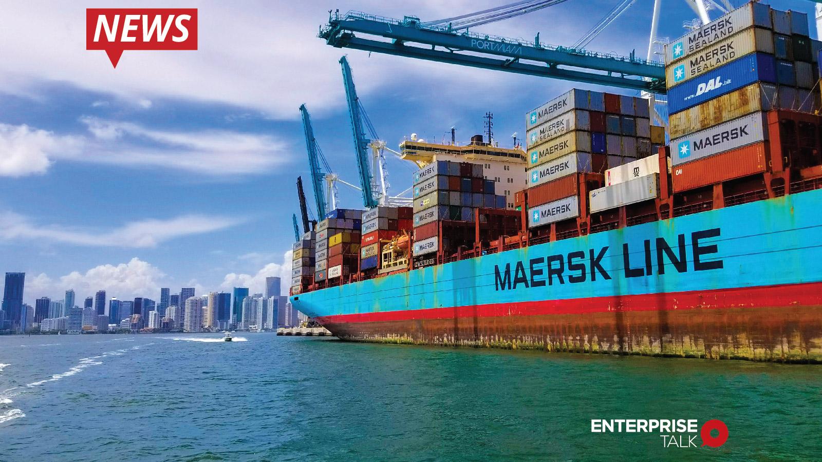 Maersk , Danish IoT Startup , IoT