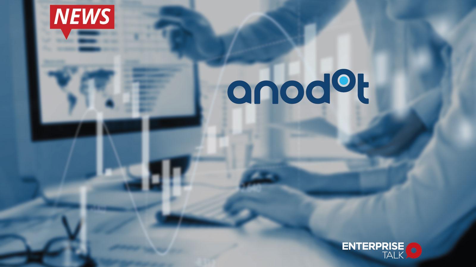 Anodot, AWS, Amazon Web Services, Amazon Simple Storage Service (Amazon S3), Amazon Redshift, Amazon Kinesis, Amazon CloudWatch and Amazon Relational Database Service (Amazon RDS)