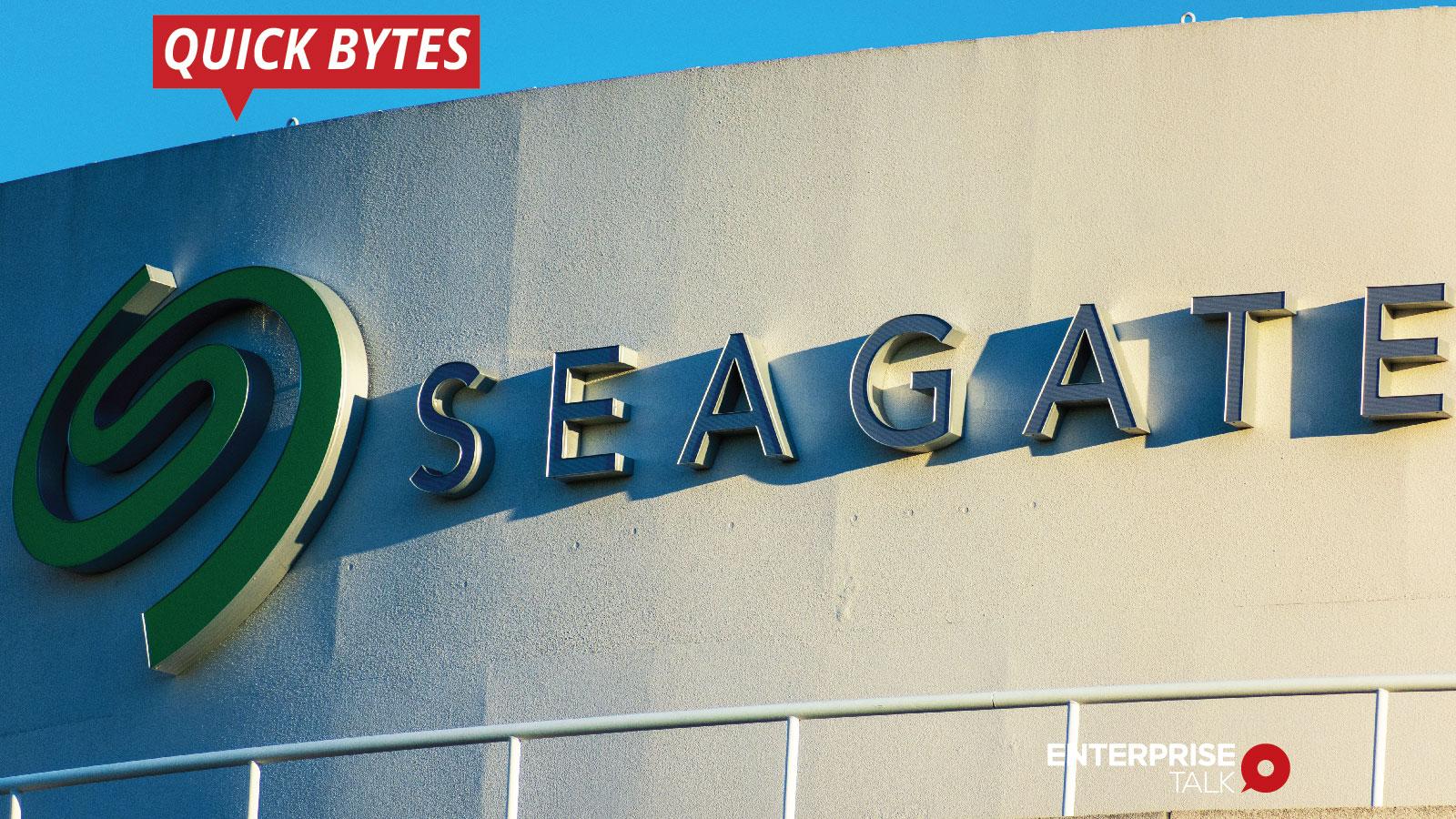 Seagate, innovation lab, Israel, Lyve Labs, Tel Aviv, Hub Security, SeismicAI, cyber security,