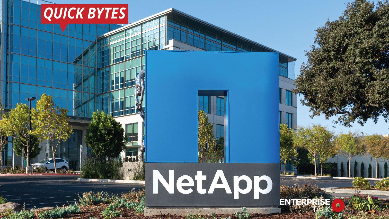 NetApp, cloud storage, Talon, acquisition, cloud data services, file-storage,