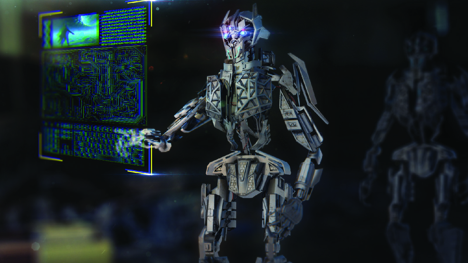 COVID-19: How a Setback Could Lead to a Step Forward for AI Robotics