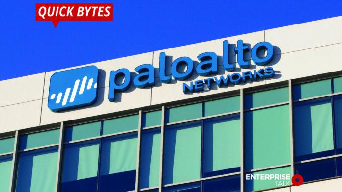 Palo Network, acquisition, CloudGenix, SD-WAN, SASE