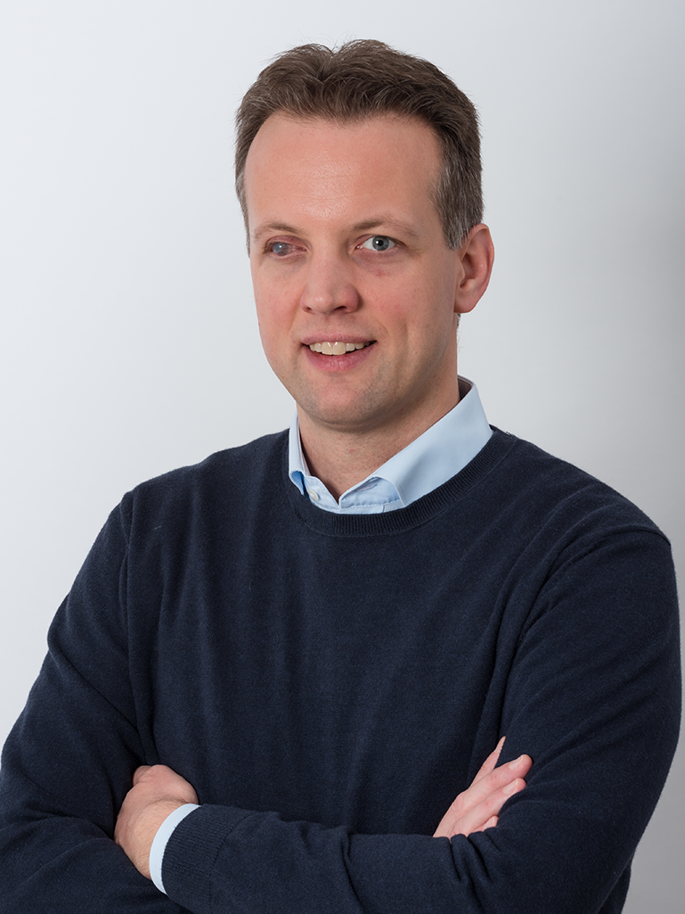 Martin Heibel, Founder, and Managing Director, Ciara