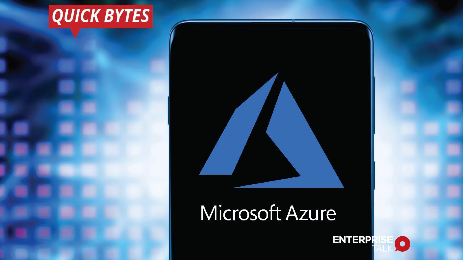 Microsoft Announces Its On-going Azure Improvement Strategies