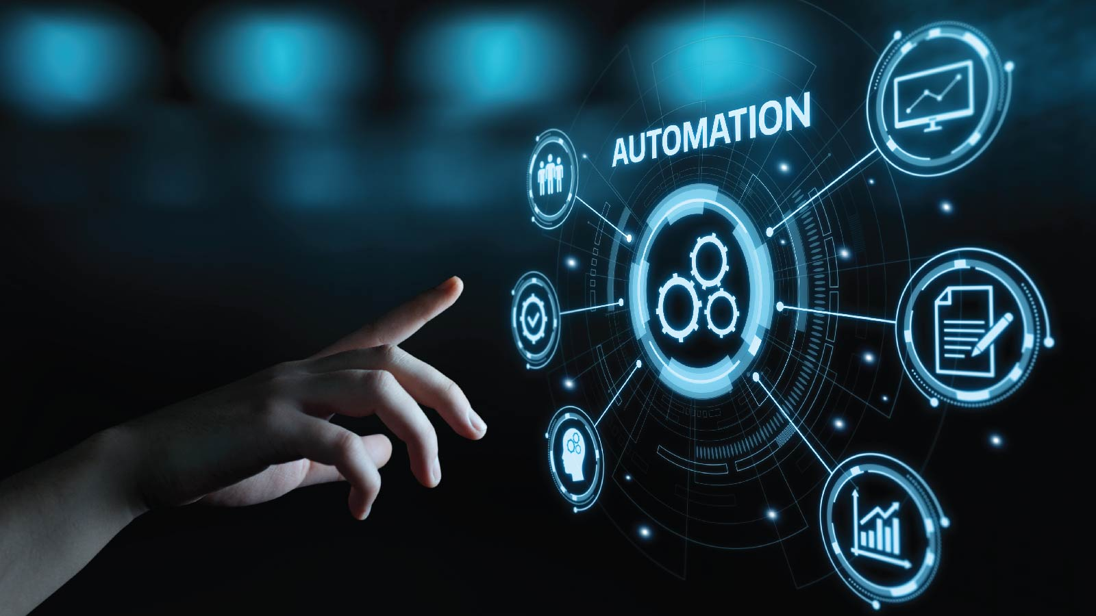 How organizations ensure successful automation of tasks (1)