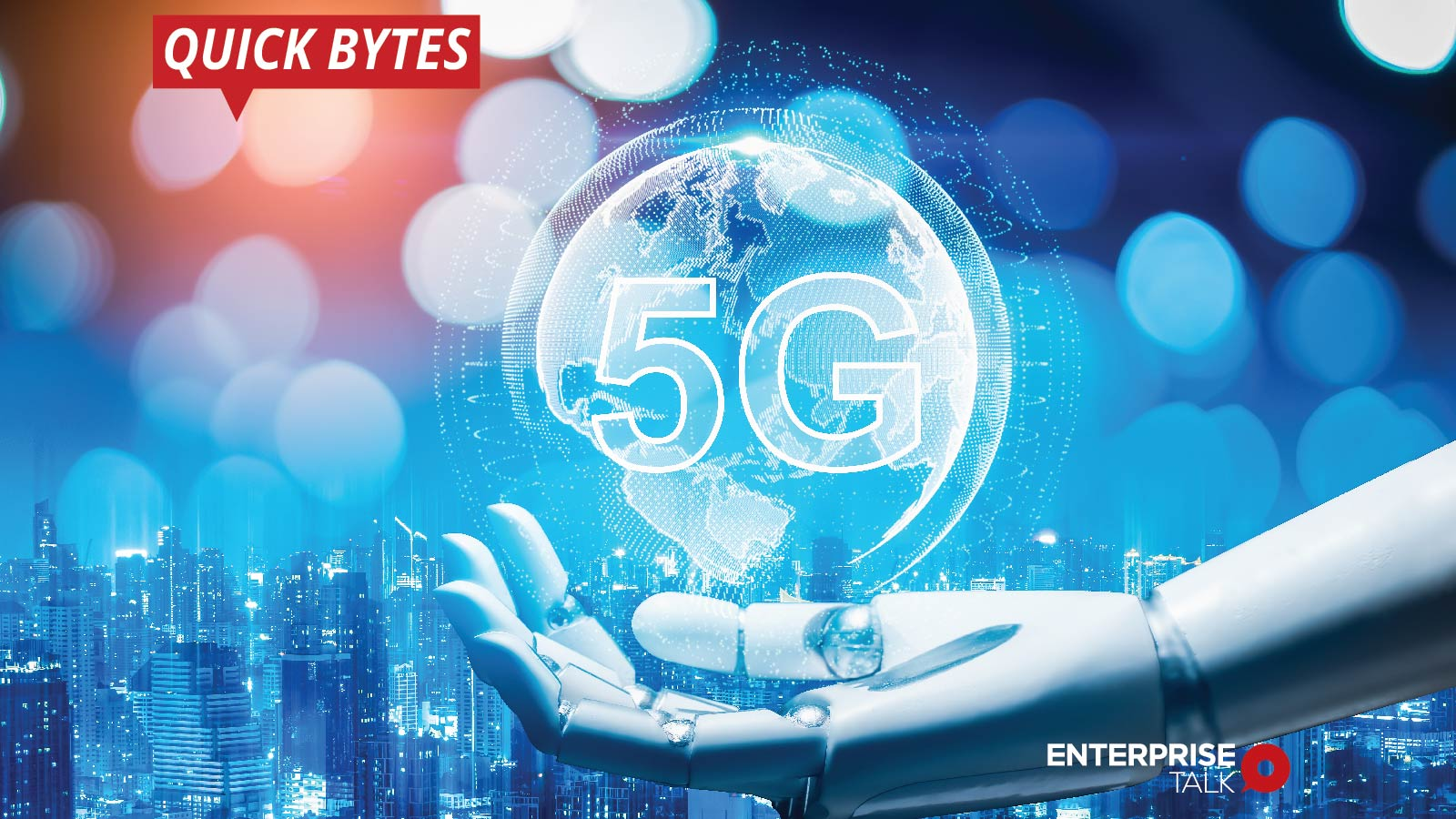 Logical Clocks with European Initiative Plans to Bring AI to 5G