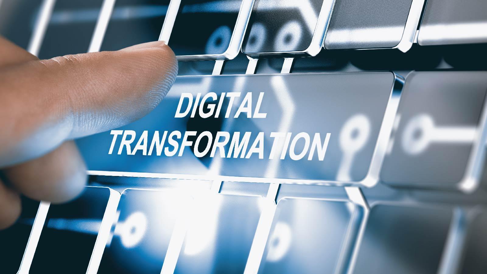 Top Four Reasons Why Digital Transformation Can Fail