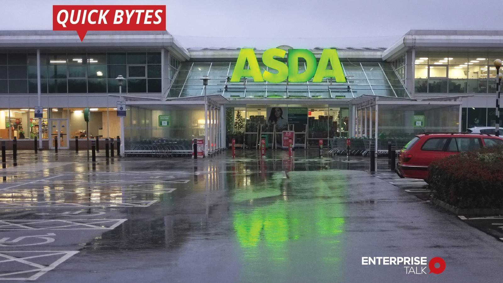 Up-for-sale British Retail Giant Asda Targets Online Expansion