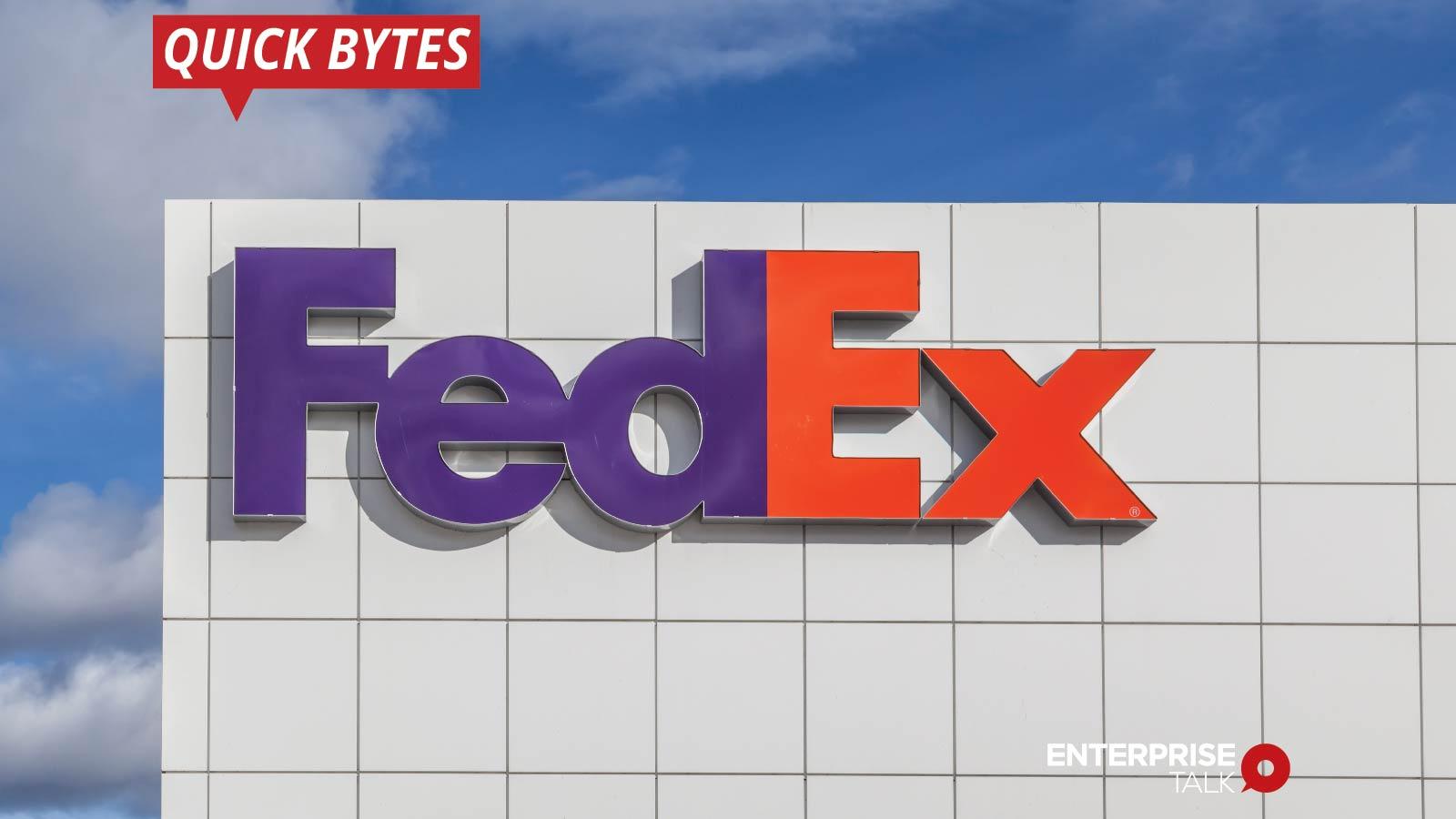 FedEx Squeezes Out Maximum Profit as E-commerce Deliveries Surge Due to Pandemic