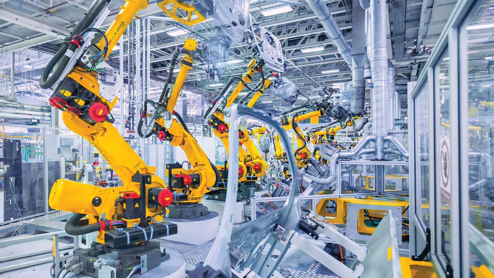 Industrial Automation – Micro-factories Swiftly Move to Automation for More Resilient Manufacturing