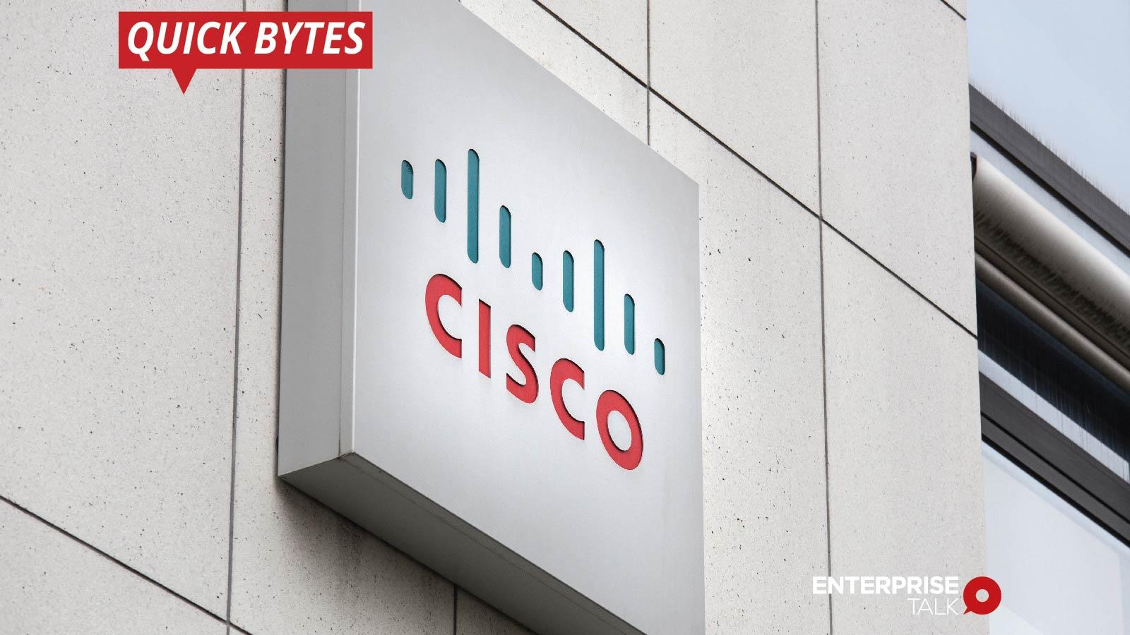 Cisco has a _5-billion plan for networks building_ deployments