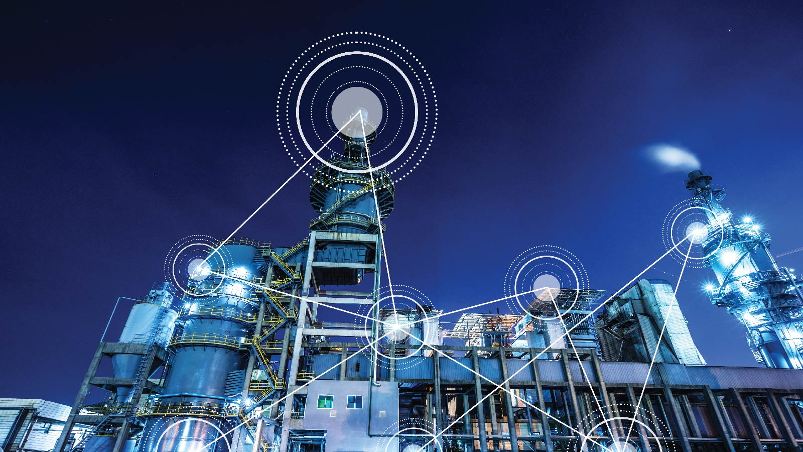 Global Industrial IoT Connections