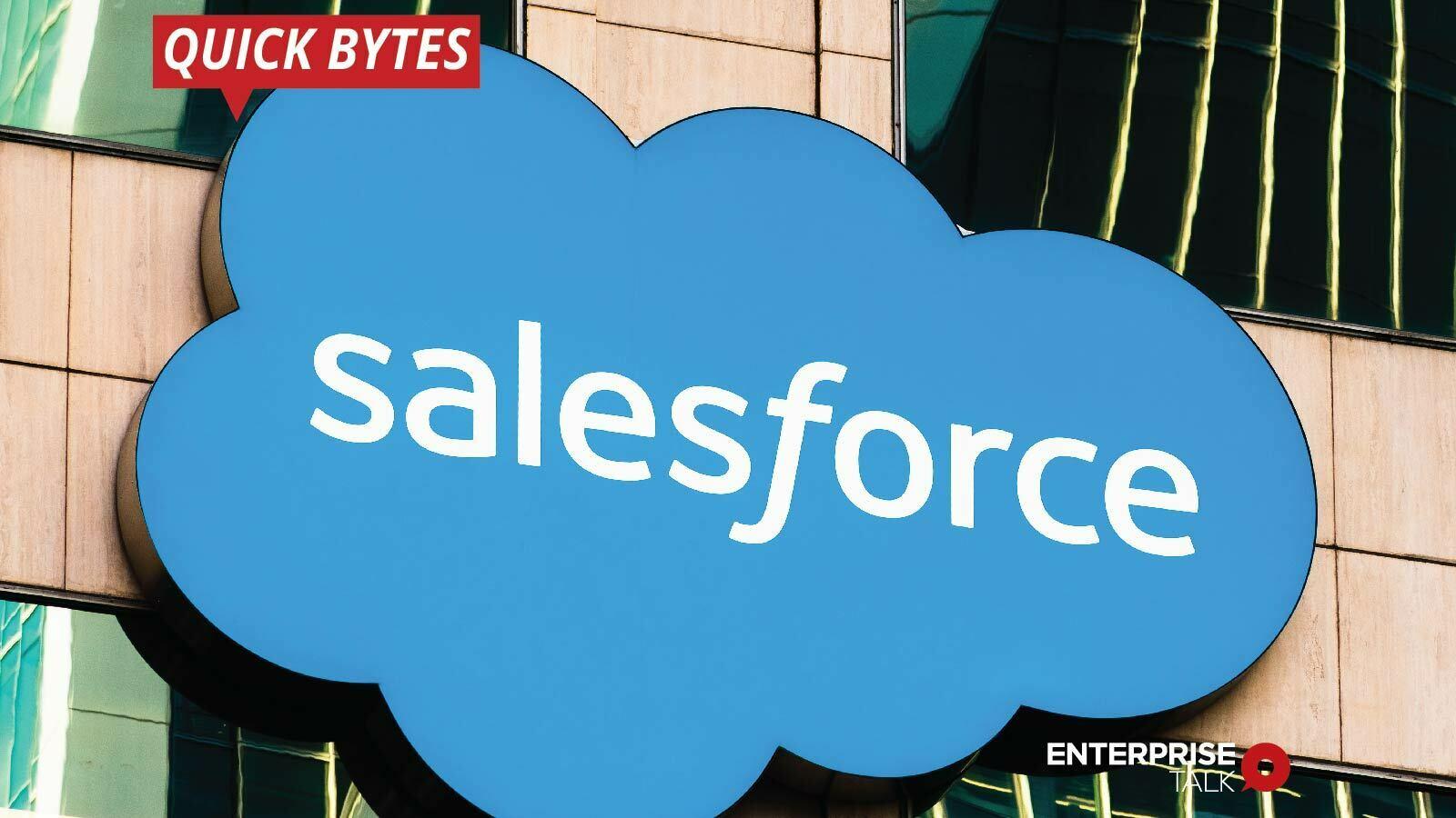 Salesforce Unveils Revenue Cloud to Help Businesses with Revenue Track
