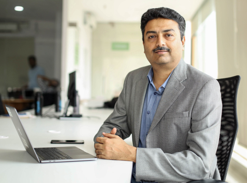 Khadim Batti, CEO and Co-Founder of Whatfix