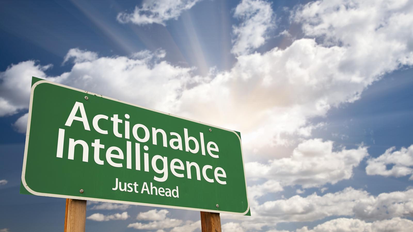 Turning Data Deluge into Actionable Intelligence