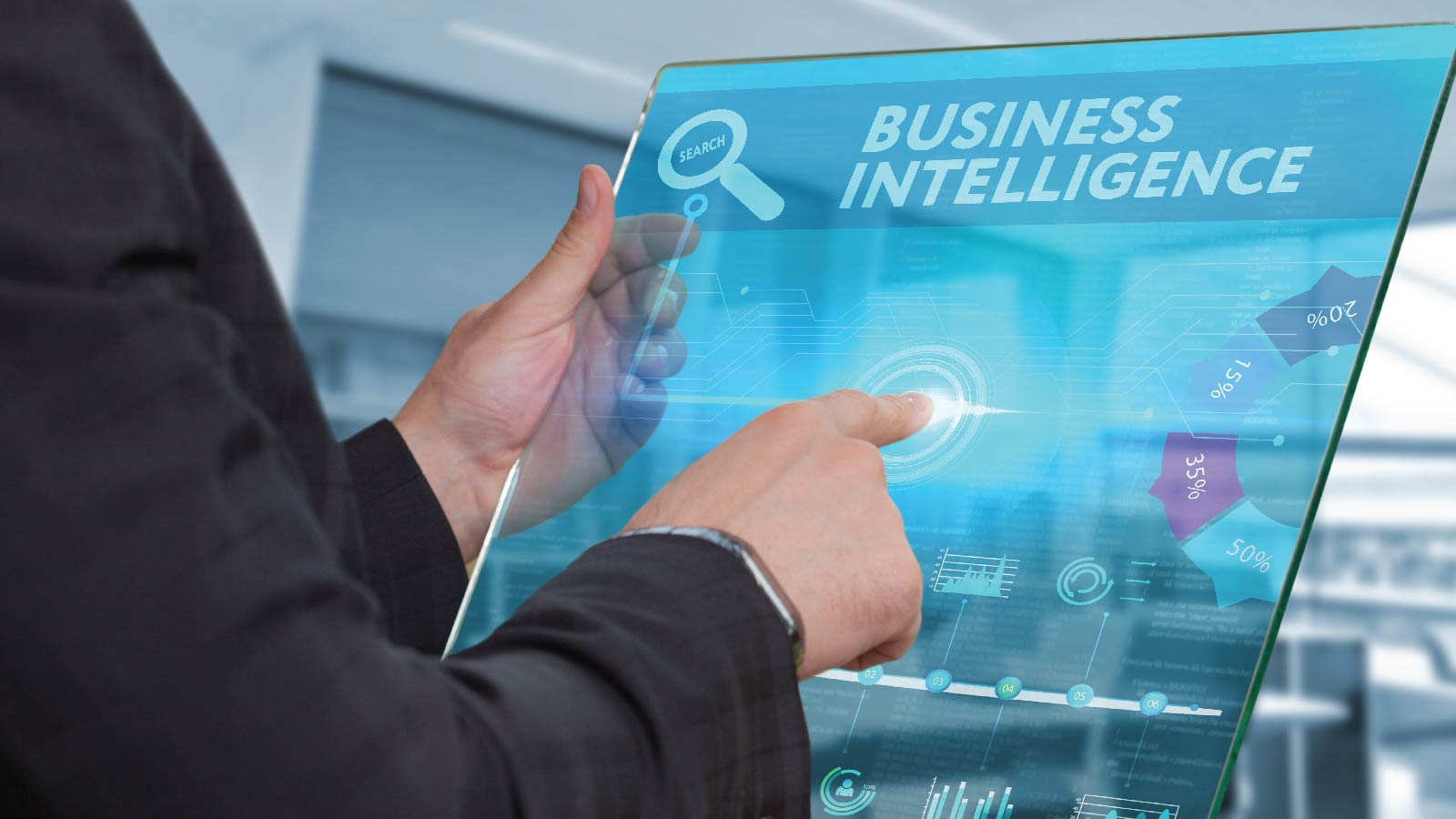 How can enterprises manage data complexity with business intelligence