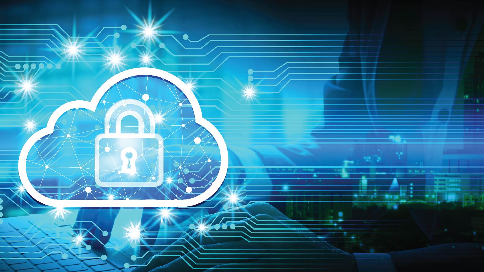 Role of automation in securing cloud data
