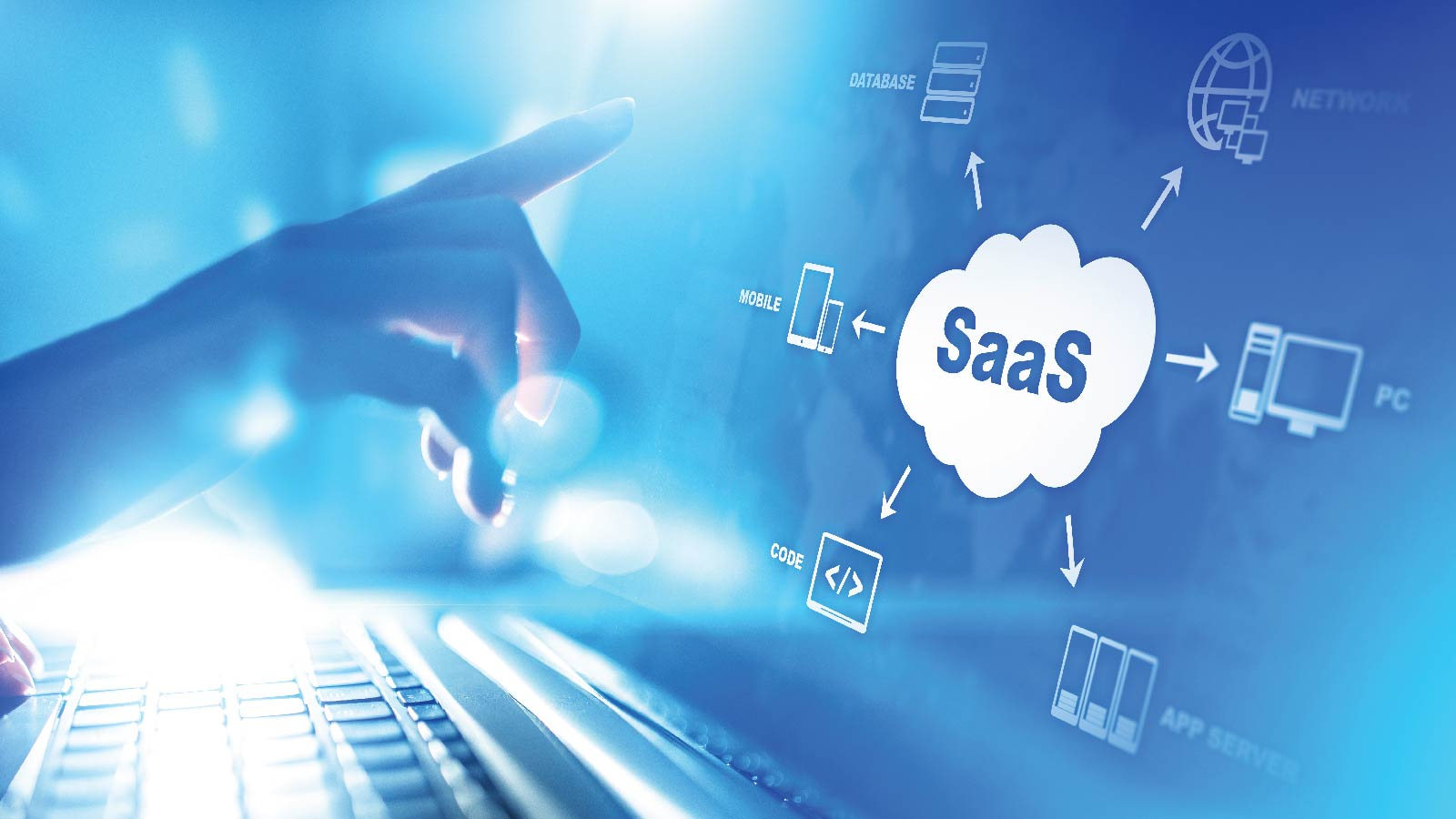 SaaS applications Is it possible for enterprises to have full control over them