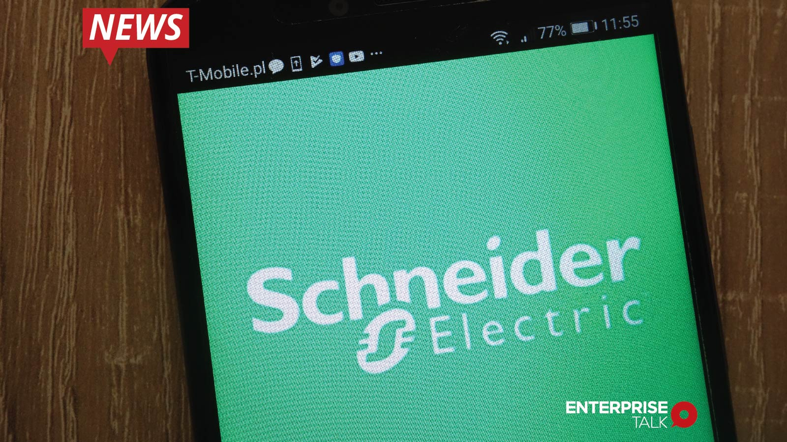 Schneider Electric Completes its Investment
