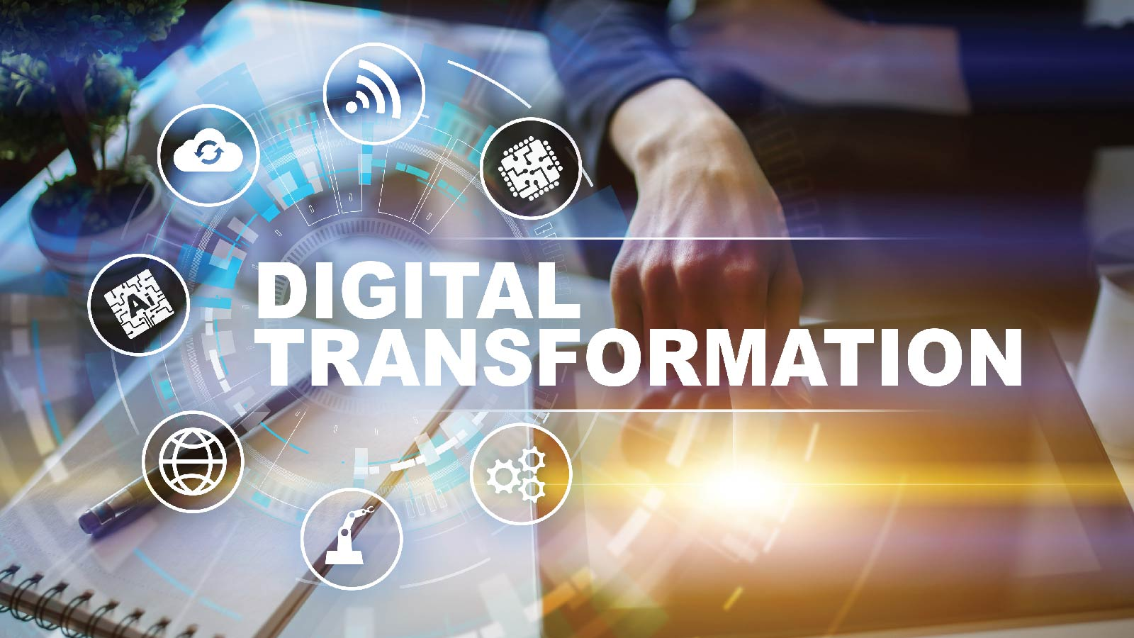 Address these Imperatives to Lead Digital Transformation in 2021