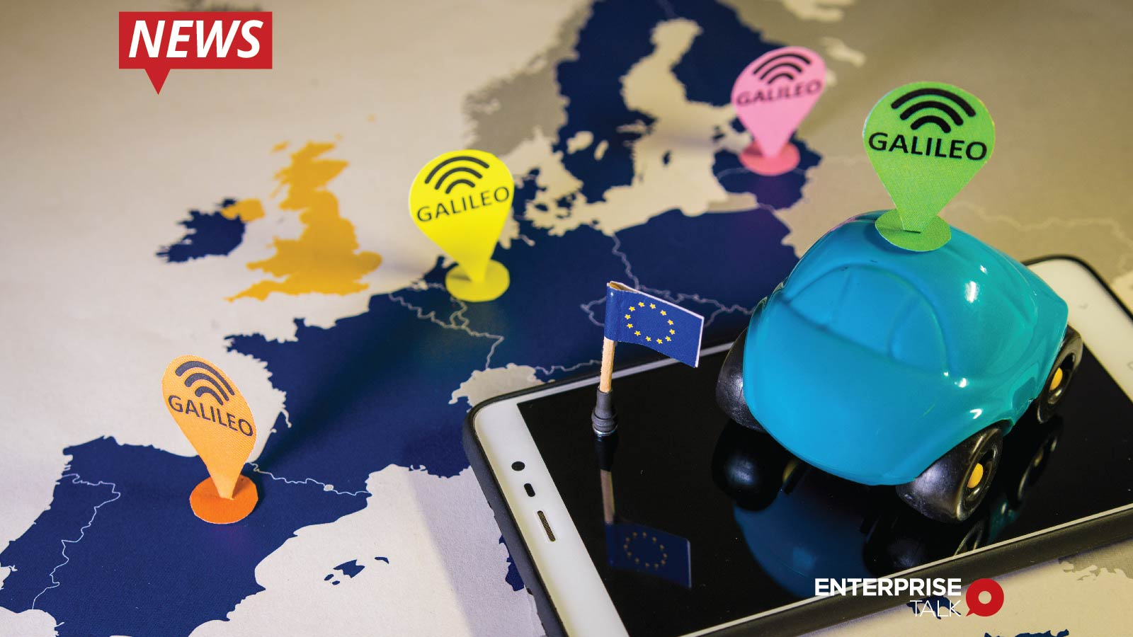 Orolia provides solutions for the EU's Galileo satellite navigation system for European defense
