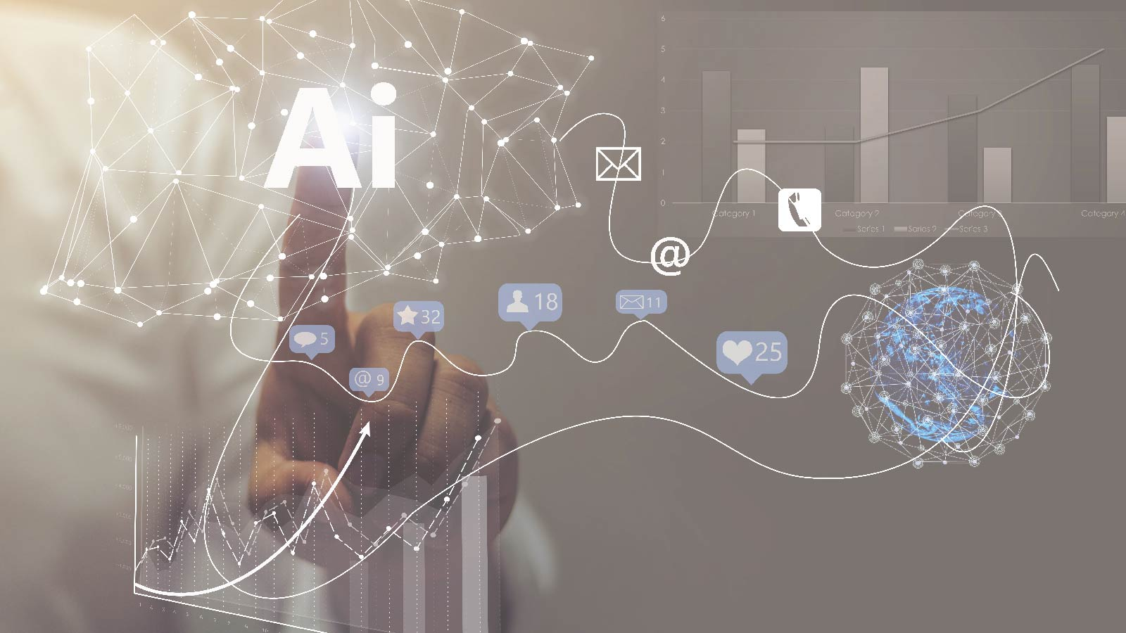 Use of AI to solve digital transformation obstacles in 2021
