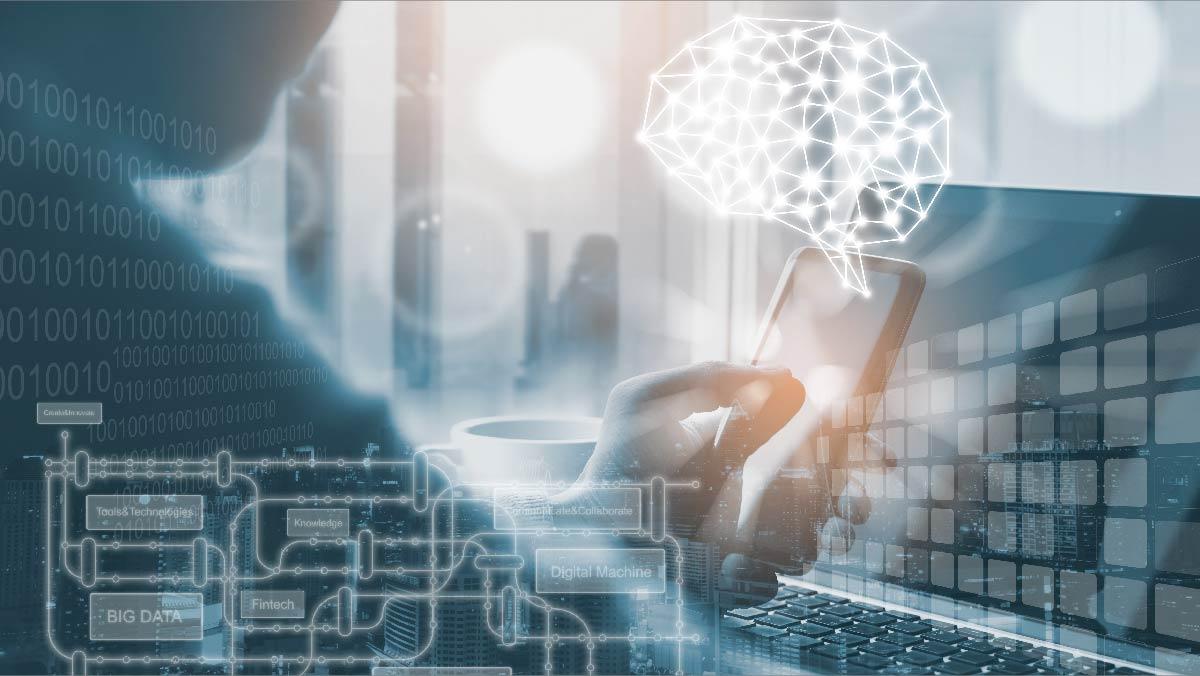 AI Technology Enabling Finance Department of Enterprises to Navigate Uncertainty-01