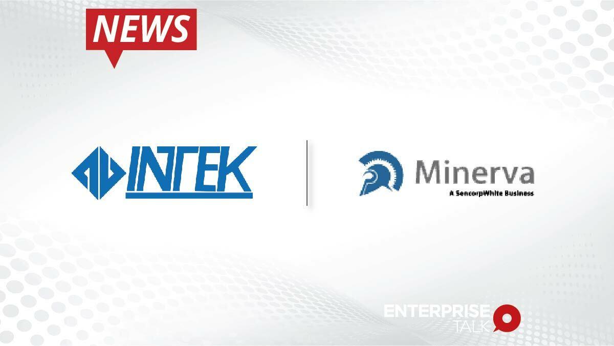 Intek and Minerva Announce Strategic Partnership with CipherLab USA