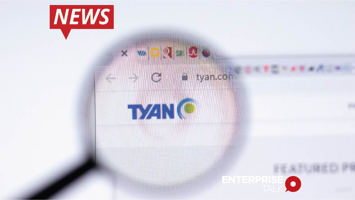 TYAN Uses New 3rd Gen Intel Xeon Scalable Processors to Drive Performance for AI and Cloud Data Centers