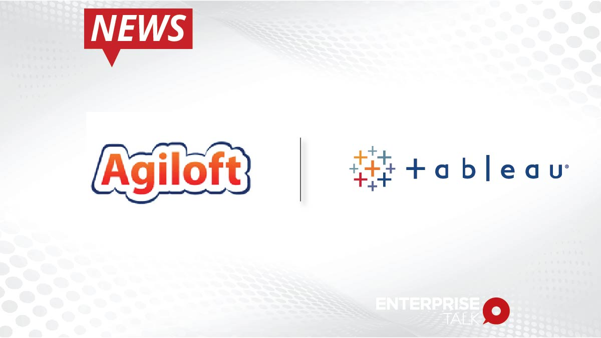 Agiloft Joins Tableau as a Technology Partner to Advance Integrations and Data Analysis Capabilities