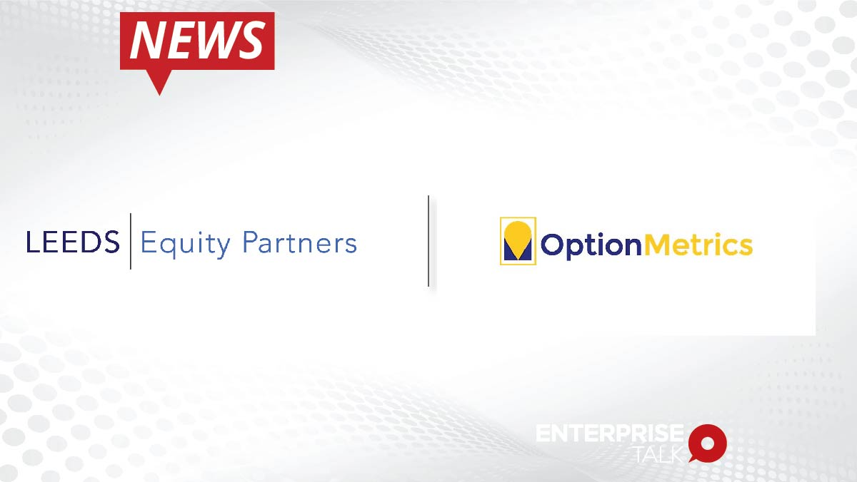 Leeds Equity Partners and OptionMetrics Partner to Expand Options and Futures Data Solutions