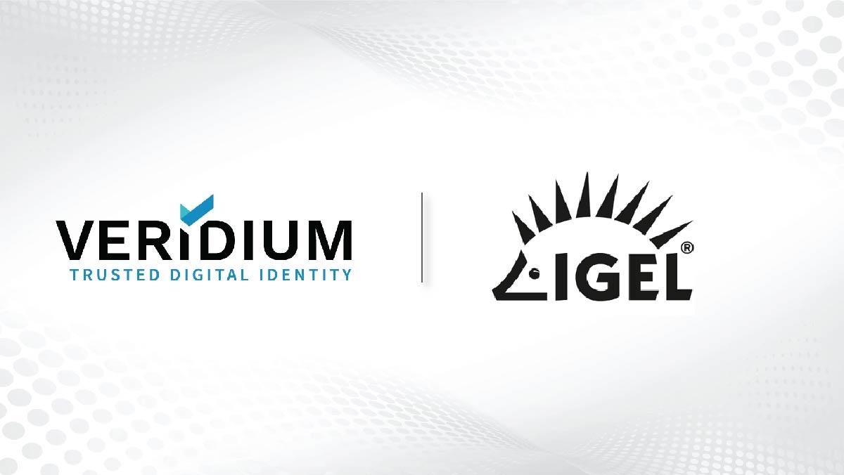 Veridium Joins IGEL Ready Program as a Technology Partner