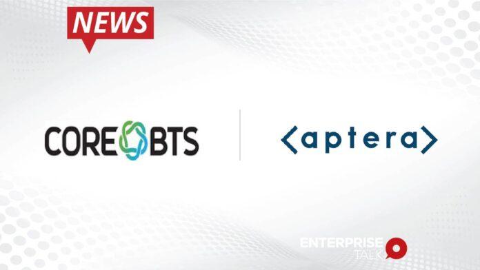 Core BTS Acquires Aptera Software Inc.
