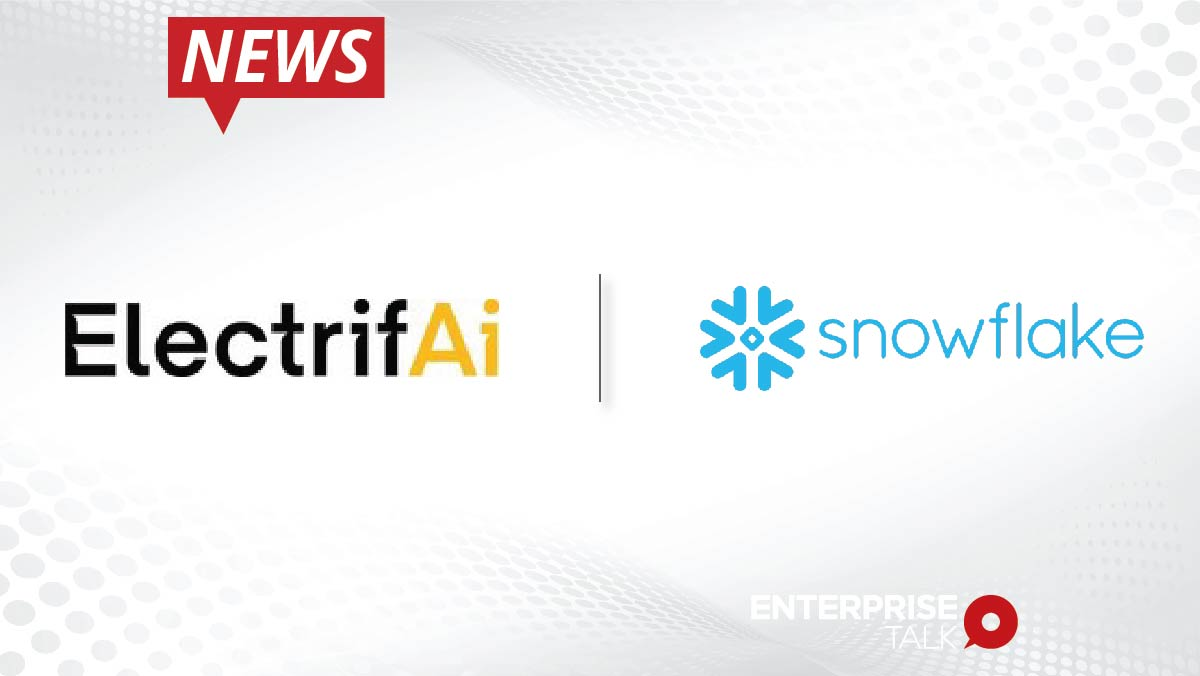 ElectrifAi's Integration with Snowflake to Help Improve Business Performance