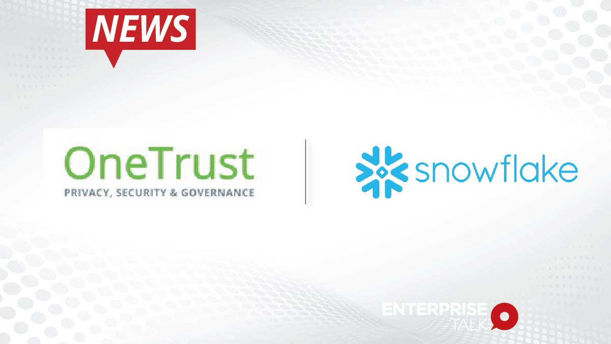 OneTrust Partners with Snowflake to Enable Data Discovery and Governance in Snowpark_ A New Developer Environment for Data Programming