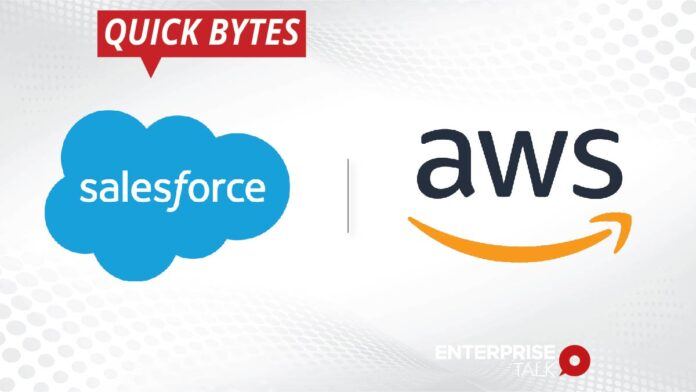 Salesforce and AWS Announces Partnership for Developers to Integrate Workflows