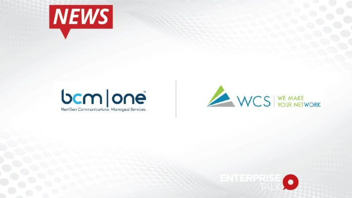 BCM One Acquires Global Facilities-Based Carrier WCS-01