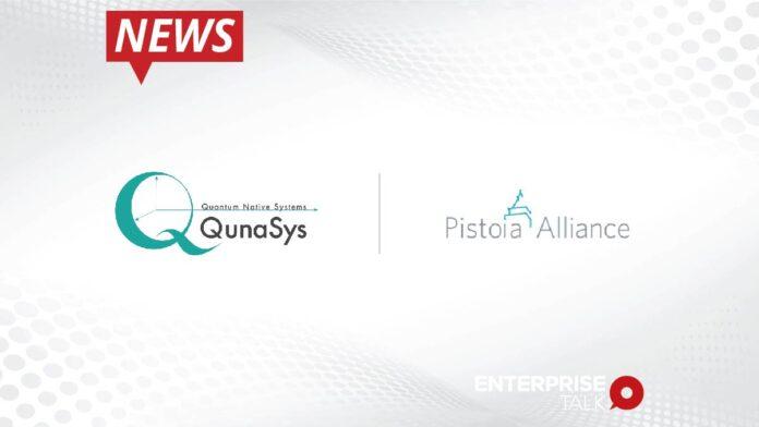 QunaSys Joins the Pistoia Alliance (1)